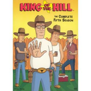King of the Hill The Complete Fifth Season (3 D