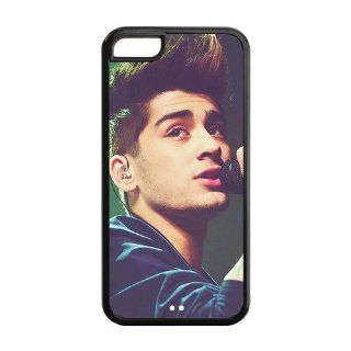 One Direction Zayn Malik Singer TPU Inspired Design Case Cover Protective For Iphone 5c iphone5c NY274 Cell Phones & Accessories