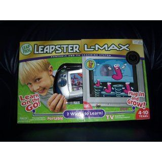 LeapFrog Leapster TV Learning System Toys & Games