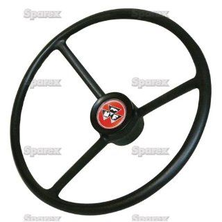 Massey Ferguson Steering Wheel With Cap 1671945M1 150, 165, 165 UK, 175, 178, 230, 235, 265, 282,3165, 30, 70, 50A, 80, 40, 50