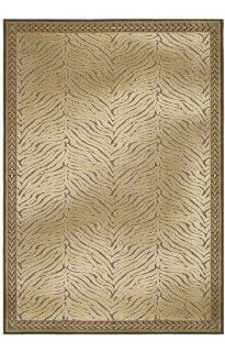 Safavieh Paradise Collection PAR80 303 Brown Viscose Area Rug, 4 Feet by 5 Feet 7 Inch