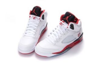 Youth (BOYS) Nike Air Jordan 5 Retro (GS) Basketball Shoes Shoes
