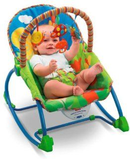 Baby Gear Fisher Price Infant Toddler Rocker W0387 Garden  Infant Bouncers And Rockers  Baby