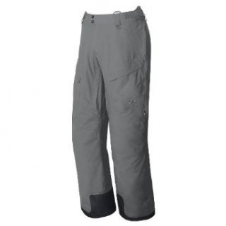 Outdoor Research Men's Axcess Pants (Pewter, X Large)  Skiing Pants  Sports & Outdoors