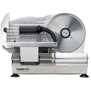 Waring Pro FS800 Electric Food Slicer 701600