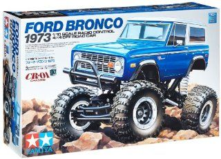 Ford Bronco 1973 Kit CR01 Toys & Games