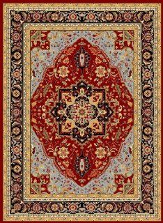 Safavieh Lyndhurst Collection LNH330R Ivory and Rust Area Runner, 2 Feet 3 Inch by 8 Feet   Area Rugs