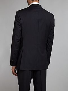 Hugo Boss The Rider regular fit suit jacket Navy