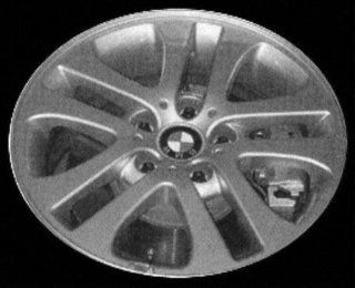 01 02 BMW 325XI 325 xi ALLOY WHEEL RIM 17 INCH, Diameter 17, Width 7 (5 DOUBLE SPOKE), 47mm offset Style #79 spoke design, SILVER, 1 Piece Only, Remanufactured (2001 01 2002 02) ALY59342U10 Automotive
