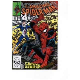 Amazing Spider man 326 David Michelinie Books