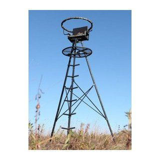 Big Game Apex Tripod Stand  Deer Calls And Lures  Sports & Outdoors