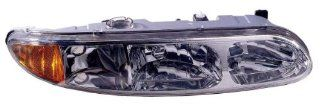 Depo 336 1107R AS Oldsmobile Alero Passenger Side Replacement Headlight Assembly Automotive
