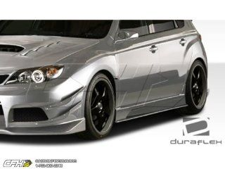 2008 2013 Subaru Impreza STI 2011 2013 Impreza WRX Duraflex VR S Side Skirts Rocker Panels   4 Piece Automotive