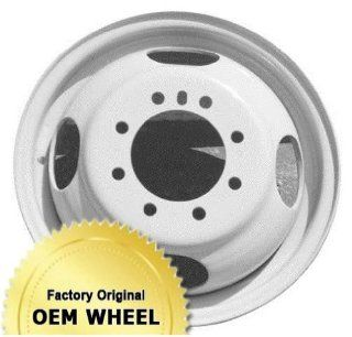 FORD F350 16X6 Factory Oem Wheel Rim  STEEL GREY   Remanufactured Automotive