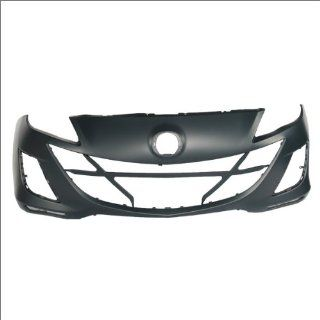 CarPartsDepot 352 311237 10 PM FRONT BUMPER COVER ASSEMBLY REPLACEMENT PRIMED 4D MA1000223 Automotive