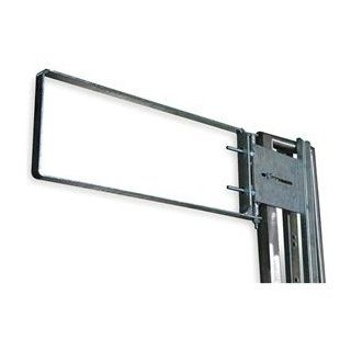 FabEnCo, Inc. A71 27 Galvanized Self Closing Safety Gate   Gate Hardware