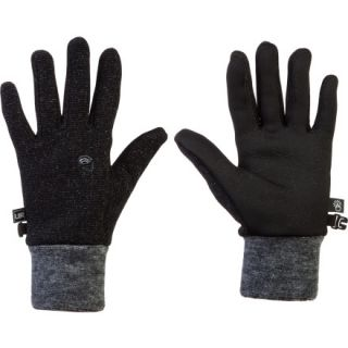Mountain Hardwear Heavyweight Wool Stretch Glove   Womens