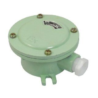 "AC 380V 30A 1/2""PT Metal Case Single Hole Explosion proof Junction Box   Electrical Boxes"