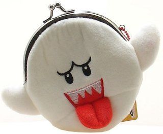 Super Mario Brothers Boo Plush Coin Purse Toys & Games