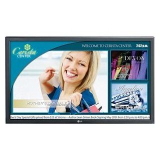 LG M4715CCBA 47' LCD Monitor   169   9 ms. 47IN LCD DIGITAL SIGNAGE 1080P HD 24/7 RATED 3YR ONSITE WTY LCD. 1920 x 1080   10.6 Billion Colors   500 Nit   30001   Speakers   VGA   Black Computers & Accessories