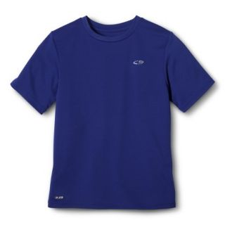 C9 by Champion Boys Short Sleeve Endurance Tee   Blue Dream XL