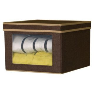 Household Essentials Medium Vision Box Brown