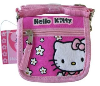 Sanrio Hello Kitty Mini Purse   Hello Kitty Strap Wallet 63060 Tote Handbags Shoes