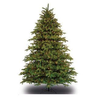 7.5 ft. x 60 in.   Alaskan Deluxe Fir with Light Changer Remote   4327 Realistic Molded Tips   1000 Mini Lights   Barcana Artificial Christmas Tree