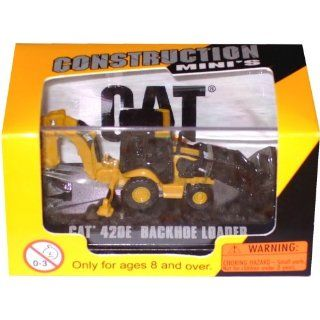Cat 420E Backhoe Loader 1/87 Scale Toys & Games