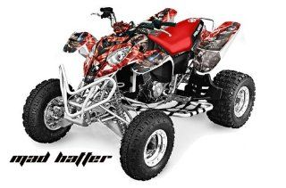 AMR Racing Polaris Predator 500 2002 2011 ATV Quad Graphic Kit   Mad Hatter Automotive