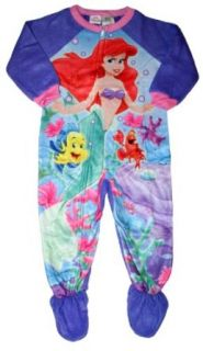 Disney Princess Ariel Blanket Sleeper   Baby/Toddler Girls (24 Months) Infant And Toddler Apparel Clothing