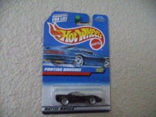 Hot Wheels Pontiac Banshee 1996 #457 Wire Spoke Wheels