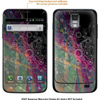 Protective Decal Skin Sticker for Samsung Galaxy S II Skyrocket (AT&T Model) case cover Skyrocket 464 Cell Phones & Accessories