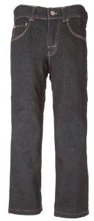 Grindz Boys Black Padded Denim Jeans Sports & Outdoors