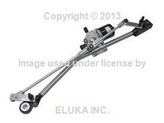 BMW Genuine Windshield Wiper Motor with Linkage for Z4 2.5i Z4 3.0i Z4 3.0si Z4 M3.2 Z4 3.0si Z4 M3.2 Automotive