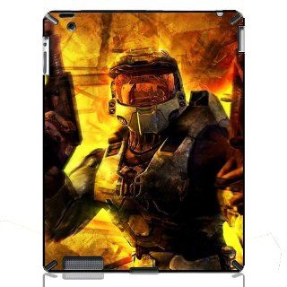 Halo Master Chief Cover Cases for ipad 2/New ipad 3 Series imarkcase cp LJ7106 Cell Phones & Accessories