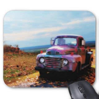 1949 Ford Pickup Truck Version 2 Mousepad