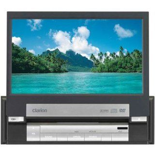 Clarion VRX 575USB   DVD player with LCD monitor, AM/FM tuner, digital player  Vehicle Receivers