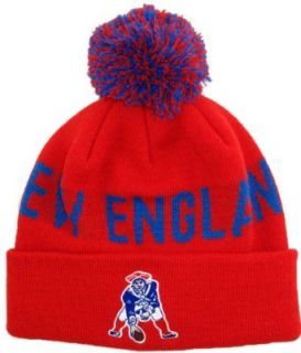 New England Patriots NFL Knit Beanie Hat/Cap Clothing