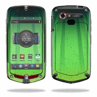 MightySkins Protective Vinyl Skin Decal Cover for Casio G'zOne Commando 4G LTE C811 GZ1 Verizon Cell Phone Sticker Skins Growth Electronics