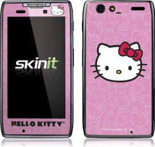 Hello Kitty Face Pink   Droid Razr Maxx by Motorola   Skinit Skin Cell Phones & Accessories