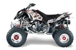 AMR Racing Polaris Outlaw 450 500 525 2006 2008 ATV Quad Graphic Kit   TBombe Automotive