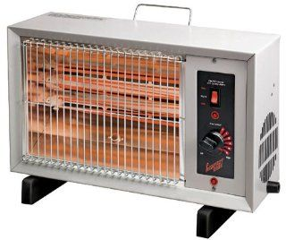 Comfort Zone� Electric Radiant Heater CZ530 Home & Kitchen
