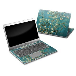 Blossoming Almond Tree Design Protective Decal Skin Sticker for Samsung Series 5 14 inch Ultrabook PC 530U4B A01 Computers & Accessories
