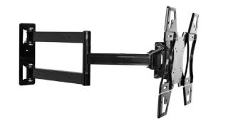 "Single Stud Articulating TV Wall Mount Bracket for LG 32LN530B LED HDTV ~ Single Arm for 31"" of Extension~ Electronics"