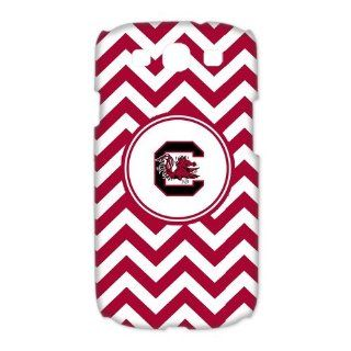 NCAA South Carolina Gamecocks Logo Hard Cases Cover for Samsung Galaxy S3 Cell Phones & Accessories