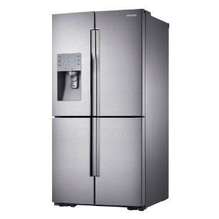 Samsung 31.8 Cu Ft French Door Stainless Steel Refrigerator Appliances