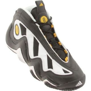 Adidas Crazy 97 Basketball Shoes   Black/White (Mens) Shoes