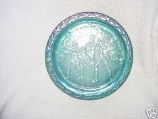Spirit of 76 Bicentennial Carnival Glass Plate  Commemorative Plates