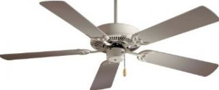 Minka Aire F547 SWH Contractor 52 in. Indoor Ceiling Fan   Shell White   ENERGY STAR   Closeout Ceiling Fans